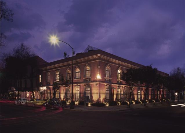 Hotel La Casona Mexico City