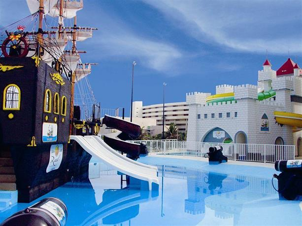 Gran Caribe All Inclusive Panama Jack Resorts Cancun