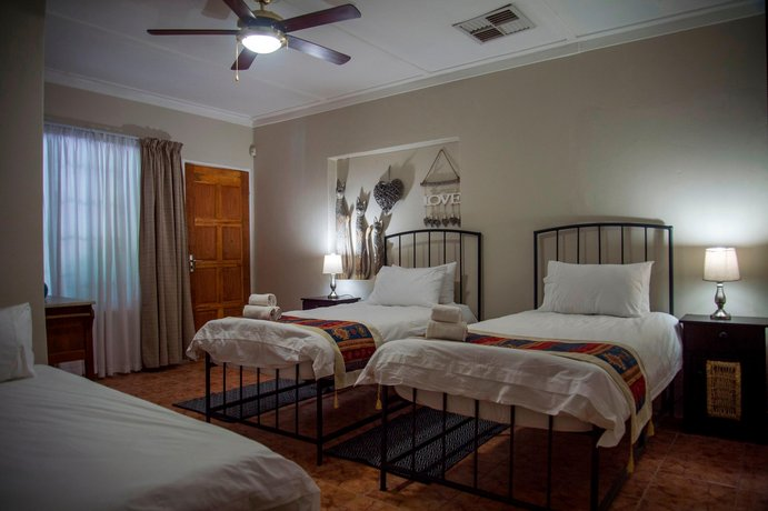 Homestay - Tsumeb Backpackers
