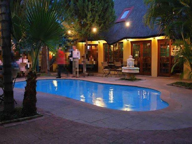 Makalani Hotel Tsumeb