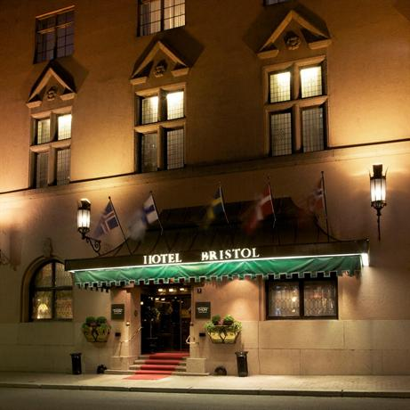 Thon Hotel Bristol Oslo