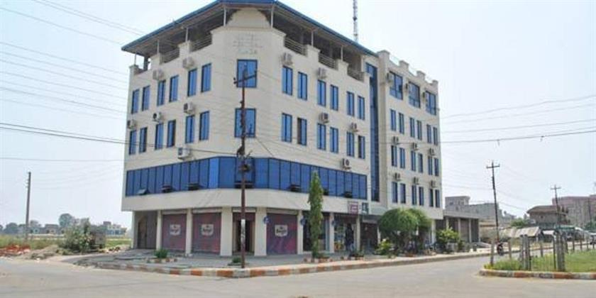 Hotel Central Plaza Nepalgunj