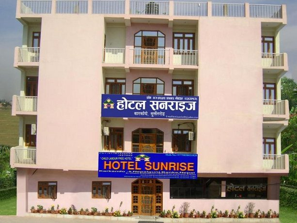Hotel Sunrise Nepalgunj