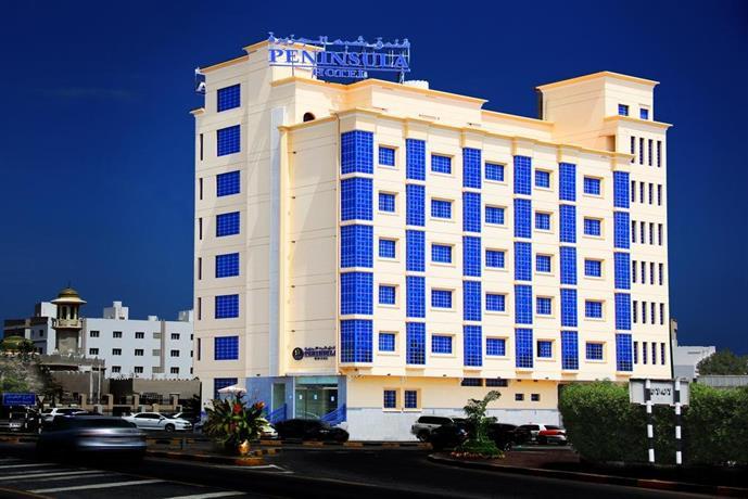 Peninsula Hotel Seeb