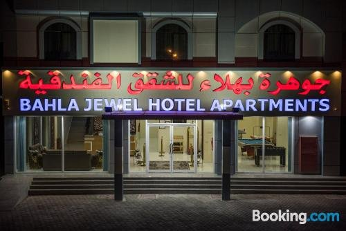 Bahla Jewel Hotel Apartments
