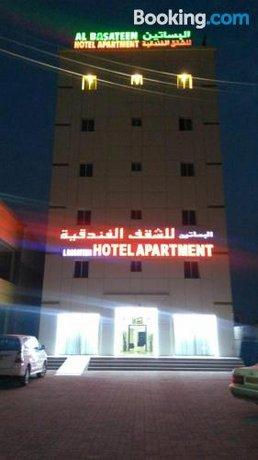 Al Basateen Hotel Seeb