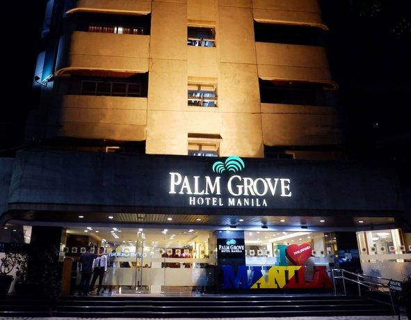 Palm Grove Hotel