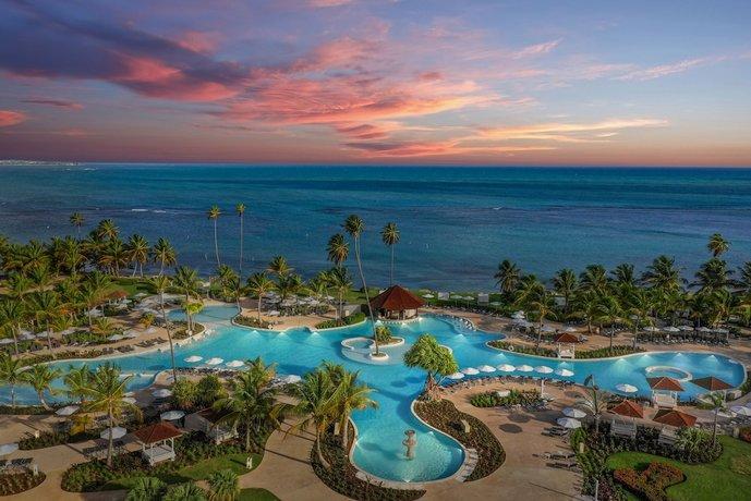 Melia Coco Beach Puerto Rico