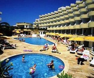 Albufeira Luna 4ALL Hotel