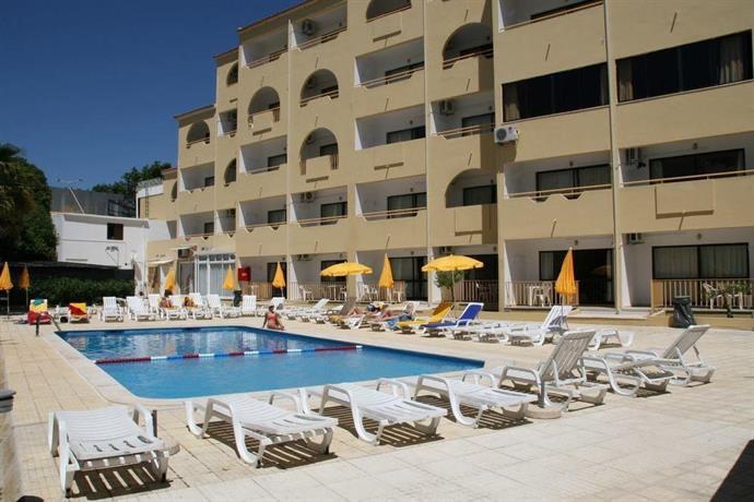 Eirasol Apartments Albufeira