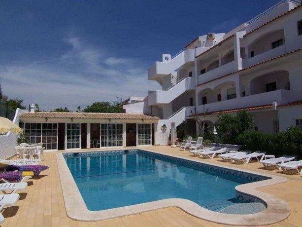 Apartamentos Turisticos Solar Do Sol Albufeira
