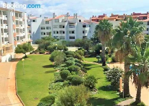 Albufeira Centrally Located Apartment with Pool View