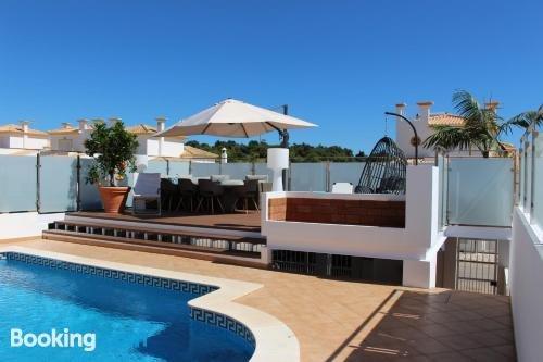 Magnifique Et Spacieuse Villa Avec Piscine Privative