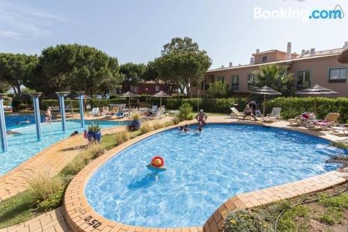 Luxurious Apartments 5 min Beach Pool