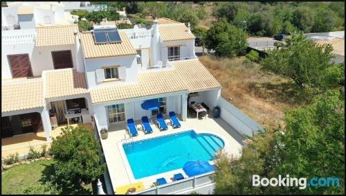 Villa Chiquito Albufeira - Private Pool&Parking - BBQ&AC&WI-FI
