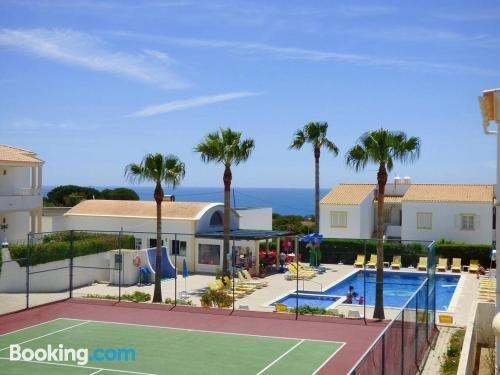 Casa Mandala with seaview and pool