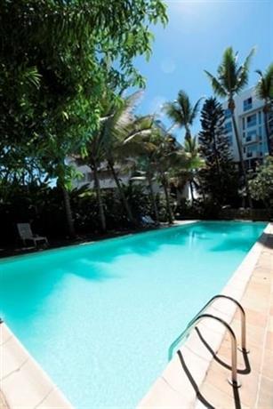 Residence Hoteliere Les Jardins De Bourbon