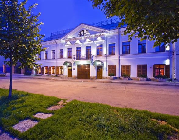 Alexander House Hotel St Petersburg