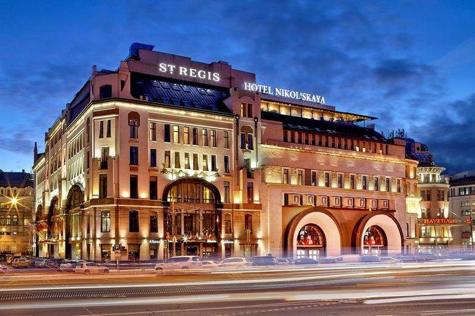 The St Regis Moscow Nikolskaya