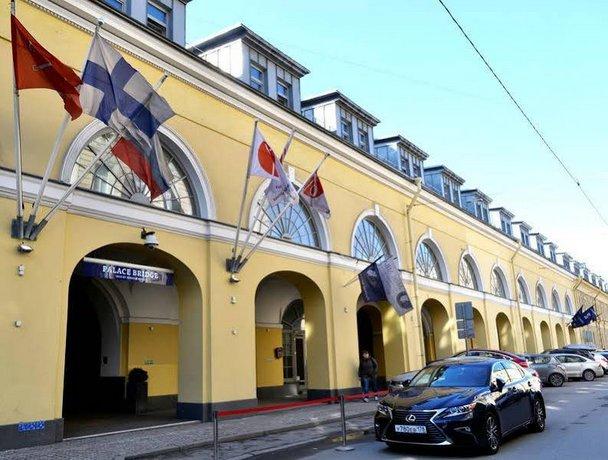 Solo Sokos Hotel Palace Bridge