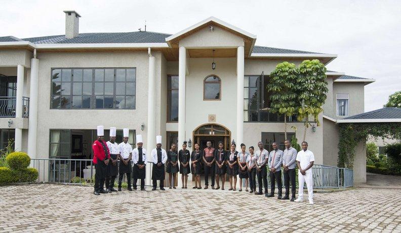 The Bishop's House Rwanda