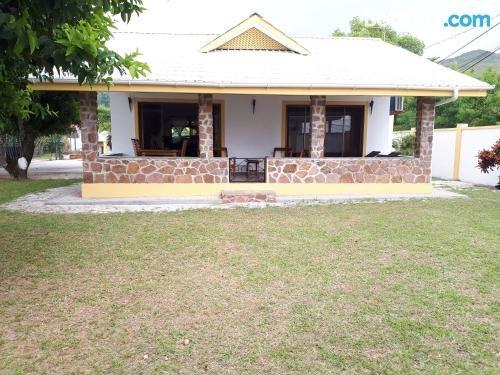 Heritage Villa Grand Anse Praslin