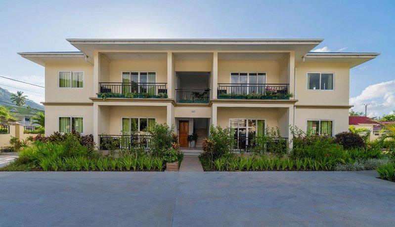 Anse La Mouche Holiday Apartments