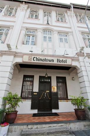 Chinatown Hotel Singapore