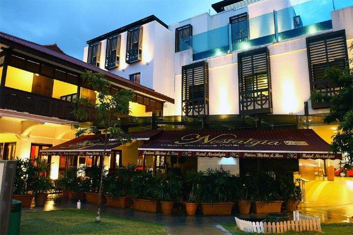 Hotel Nostalgia Singapore