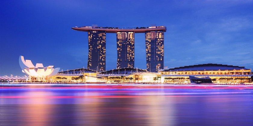Super 8 Hotel Singapore
