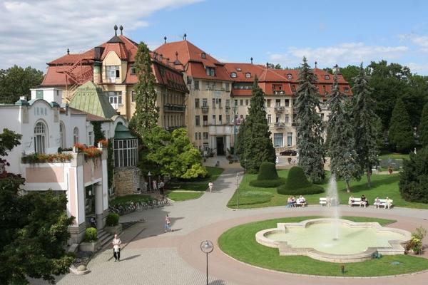 Danubius Health Spa Resort Thermia Palace