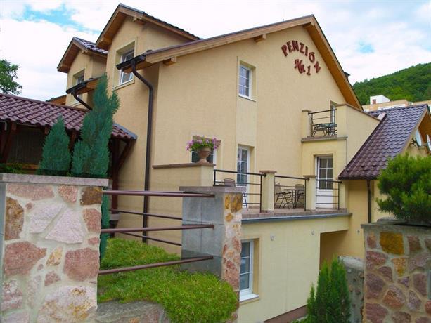 Penzion No 1 Banska Stiavnica
