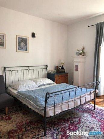 Apartman v Zltom dome
