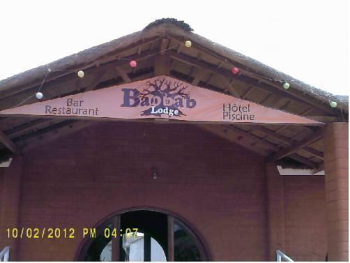 Baobab Lodge Mbodiene