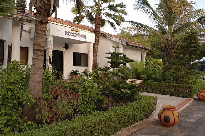 Laguna Beach Hotel Mbodiene
