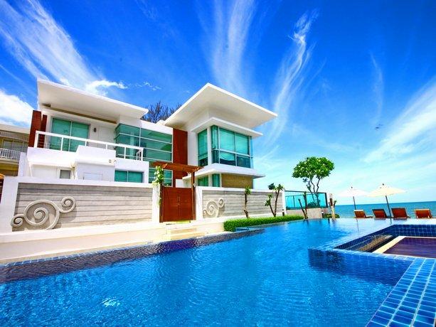 Jasmina Pool Villa & Service Apartment at Vimanlay Cha-Am