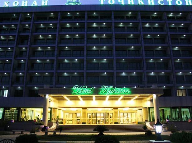 Hotel Tajikistan Dushnabe