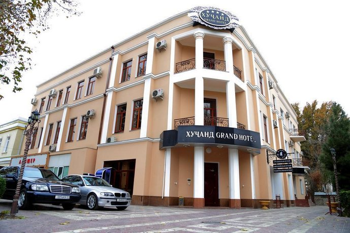 Grand Hotel Khujand