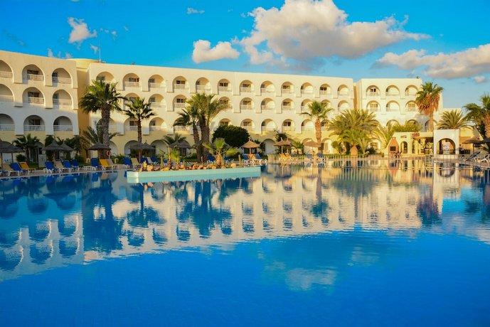 Hotel Sidi Mansour Resort & Spa Houmt Souk