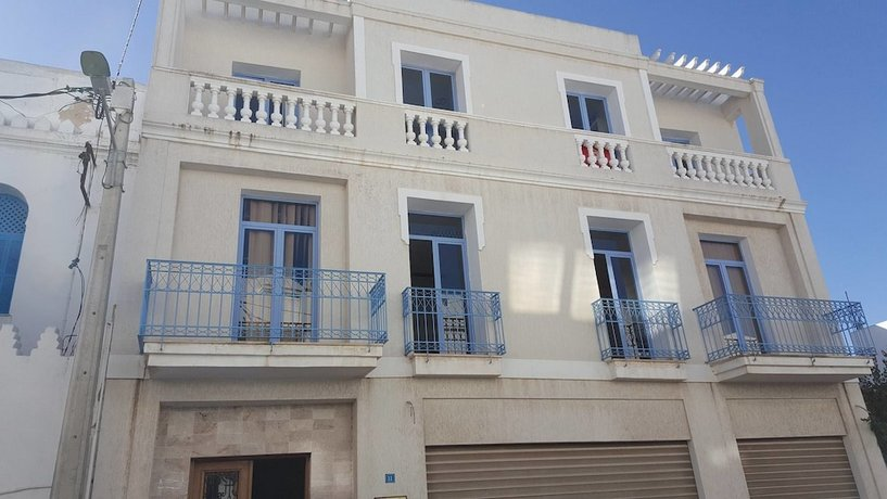 Charming Apart In The Heart Of La Marsa