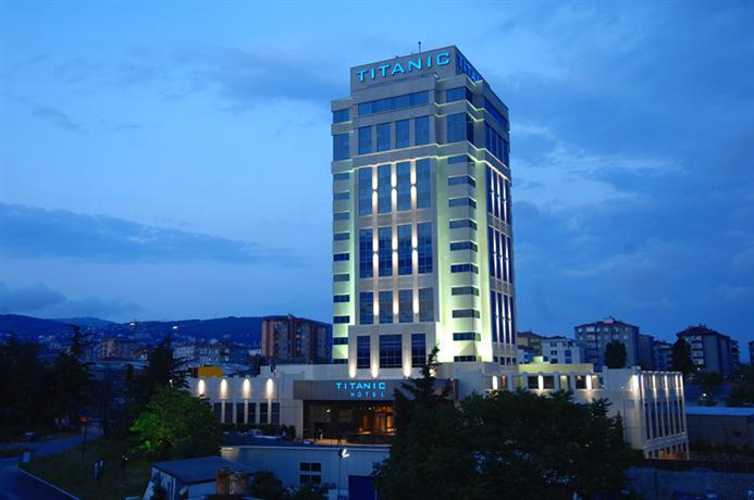 Titanic Business Hotel Kartal