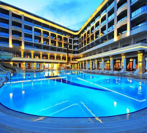 Golden Rock Beach Hotel Marmaris
