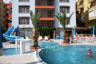 Tuvanna Beach Hotel Alanya