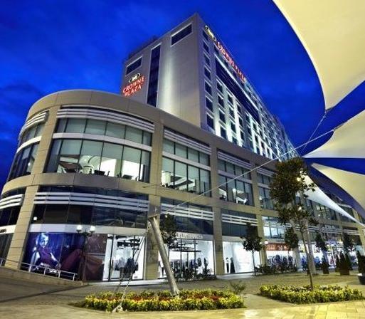 Crowne Plaza Istanbul Asia