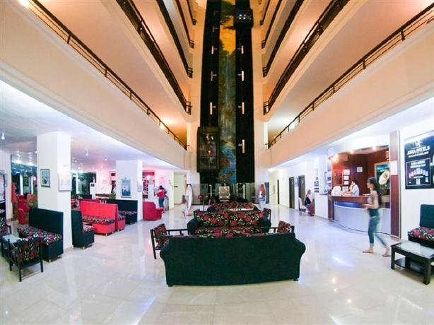 Aska Baran Hotel Alanya