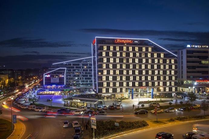 Hampton by Hilton Istanbul Kurtkoy