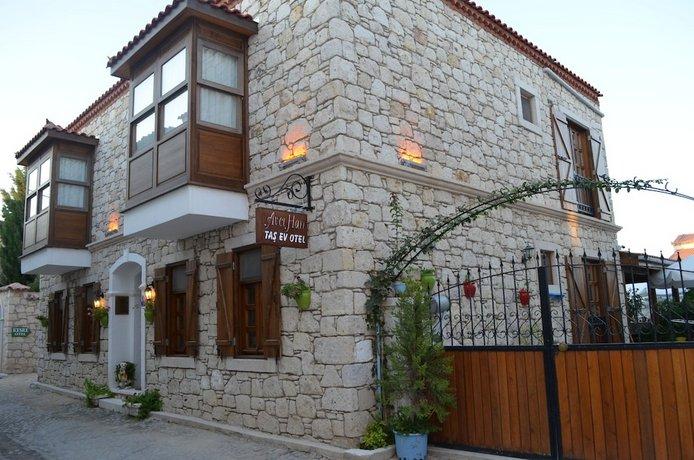 Avci Han Tas Ev Hotel