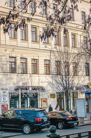 Astoria Hotel Dnipropetrovsk