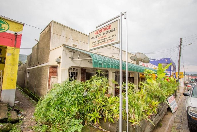 Heritage Guesthouse Kabale