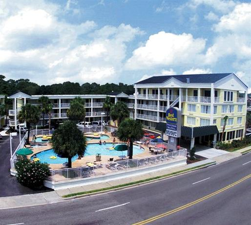 Best Western PLUS - Grand Strand Inn & Suites